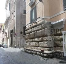 Rome Rione Ponti  Palazzo dei Tribunali
