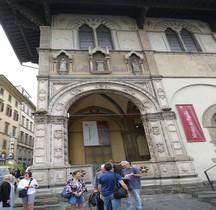 Florence Loggia del Bigallo