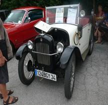 BMW 1928 Dixi type3-15 DA Poussan