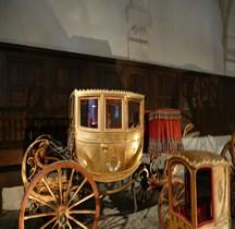 1809 Berline à 7 Glaces Opale Versailles Grandes Ecuries Musée des Carrosses