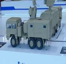 Radar FW2 Air defense Fire Control System Mkt Eurosatory 2016