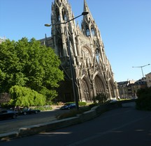 Seine Maritime Rouen Abbaye St Ouen