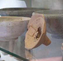 Vie Quotidienne Ustensiles Infundibulum Entonnoir Ceramique Enserune