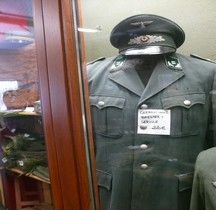 1940 Forstschutzkommando (FSK) Revierforster  Bastogne