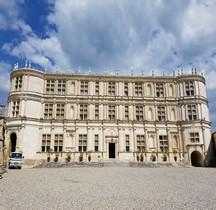 Drôme Grignan Chateau