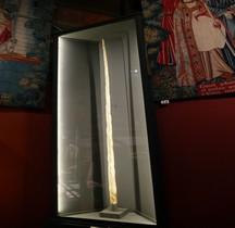 Statuaire Médiévale Corne de Narval Musée Cluny Paris