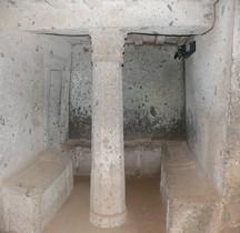 Etrusques Nécropole Cerveteri Necropole della Banditaccia Tomba dei dei Capitelli