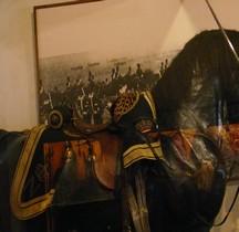 Garde Imperiale Artillerie Cheval Selle Colonel Salon