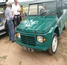 Citroën Méhari 1968 Poussan
