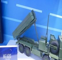 Missile Sol Air Medium Extended Air Defense System MEADS TEL Mkt Eurosatory 2016