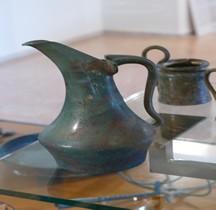 Etrurie Bronze Oenochoé  à bec tréflé Marzabotto