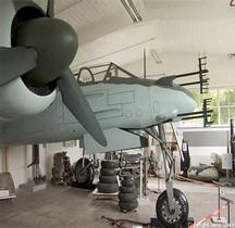 Focke Wulf Fw TA 154 Moskito Maquette