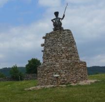 Aveyron Larzac Tourelle Berger