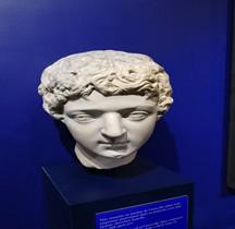 Statuaire 6 Empereurs 3 Caracalla Enfant Mougins MACM