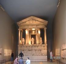 Turquie Xanthos Monument des Nereides Londres BM