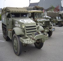 Half track Detail Baches