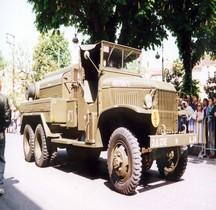 GMC CCKW 353.2 Air Compressor Truck Leroi Cabine Torpédo 2000