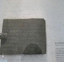 Pouvoir Epigraphie Bronce de Lacusta Paris Louvre