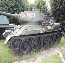 T 34/85 Model  1944 Bucarest