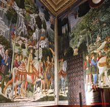 Florence Palazzo Medici Riccardi  Cappella Dei Magi Benozzo Gozzoli