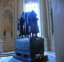 Paris Invalides Tombeau de Foch