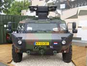Fennek  SWP Stinger Weapon Plateform Eurosatory 20