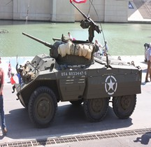 M8 Light Armored Car Greyhound Montpellier 2015