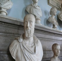 Statuaire 6 Empereurs.10 Pupien Rome