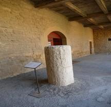 Génie Civil Milliaire France 13 Bouches du Rhône  Salon en Provence Auguste Musée Emperi