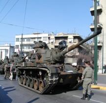 Char Lourd M 60 a1 Grèce