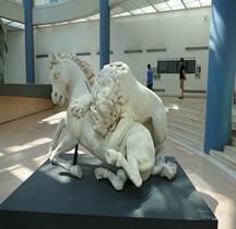Grèce Hellenistique Leone azzana Cavalo Rome Musei Capitolini