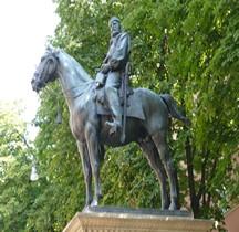 Bologna Monumento a Garibaldi Arnaldo Zocchi