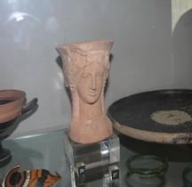 3 Céramique Celto Ibère Thymiaterium Arles MAA