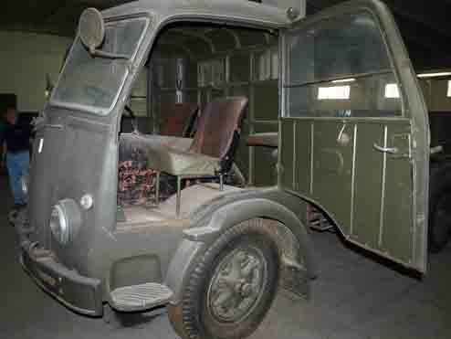 FIAT 626 NML  Autocarro Trieste