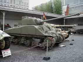 Sherman Firefly Bruxelles