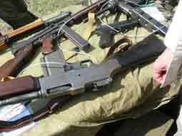 Browning BAR M1918 La Ferté Alais 2010