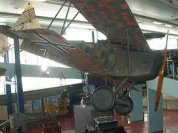 Fokker D VII Le Bourget
