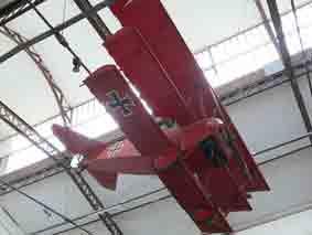 Fokker Dr.I Dreidecker Réplique (Bruxelles)