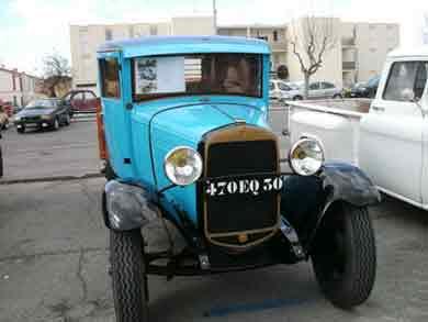 Ford AA Palavas les Flots