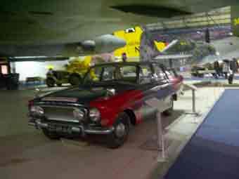 Ford Zephir 4 RAF Hendon