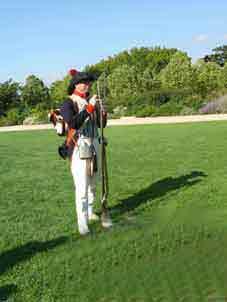 Infanterie de Ligne 1805 Valence 2011