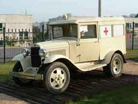 GAZ 55 Ambulance (Moscou )
