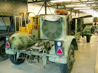 Generateur  24KVA sur remorque Sd Anh 104