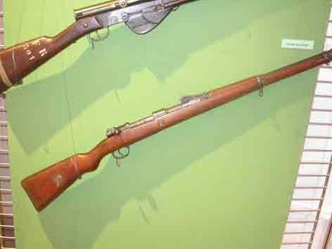Fusil Gewehr 98 M 1898 Montpellier,
