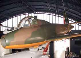 Gloster E28-39 (Prototype) Londres