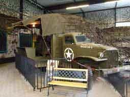 GMC CCKW 353.3 Motorshop Cabine Tolée  Overloon