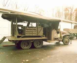 GMC CCKW 353.3 MotorShop Cabine Torpédo