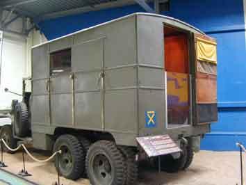 GMC Shelter Leclerc 1944 Saumur