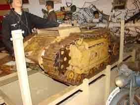 Leichte Ladunsträger Goliath SdKfz 302 Remorque
