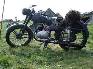 GörickeLeichtes Kraftrad  G 100